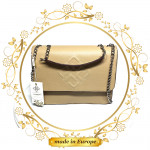 Brown Shoulder Bag For Women, Handmade (#1021)