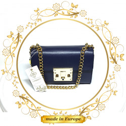 Blue Purses For Women, Handmade (#1026)