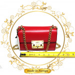 Red Purses For Women, Handmade (#1028)