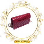 Red Clutches, Handmade (#1034)