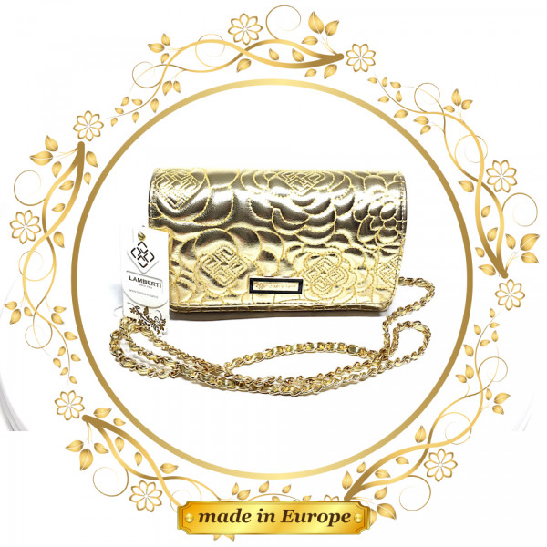 Gold Clutches, Handmade (#1037)