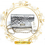Silver Clutches, Handmade (#1038)