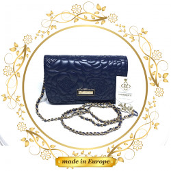 Blue Clutches, Handmade (#1040)