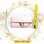 Pink Ladies Wallet, Handmade (#1045)
