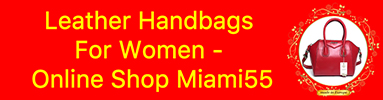 Leather Handbags For Women & Wallet & Backpack & Purses & Bags - Online Shop Miami55